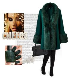 """""""Winter Wonderland"""" by danigrl ❤ liked on Polyvore featuring Kate Spade"""