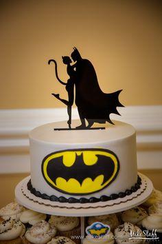 Batman and Catwoman wedding cake topper #wedding #cake #Michiganwedding #Chicagowedding #MikeStaffProductions #wedding #reception #weddingphotography #weddingdj #weddingvideography #wedding #photos #wedding #pictures #ideas #planning #DJ #photography