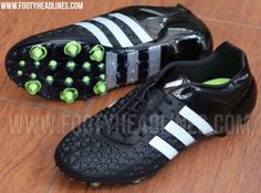 Black Adidas Ace 15.1 2015 Boots Leaked - Footy Headlines