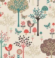 print & pattern: FABRICS - andover