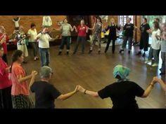 ANI MORE Albanian Circle Dance @ 2012 Perth Int'l Folk Dance Workshop
