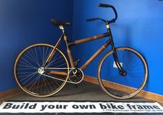 Summer bodies are made in the winter and so are bikes! Wanna know more about this fun life enriching process? Check out this link http://ift.tt/2sKfzhX . . .  #CCBIKES #bamboobicycle #bamboobike #cruiserbike #denver #lakewoodcolorado #40westarts #bicycle #bike #custombuiltbike #custom #custombike#custombicycle #lakewoodcolorado #diy #buildityourself #singlespeed #fixie #fixiegirl