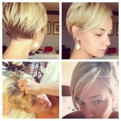 my hair, my bobblond☀summer
