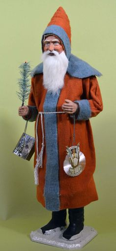 20-inch Santa from Two Sisters Studio
