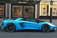 """55 Likes, 2 Comments - Lewis (@dreamcarlovers) on Instagram: """"Very Nice Lamborghini Aventador SV #lamborghiniaventador #lamborghini #aventadorsv #supercar #v12…"""""""