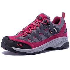 The First Outdoor Womens Waterproof Hiking Shoe Size 85 US -- This is an Amazon Affiliate link. Check out the image by visiting the link.