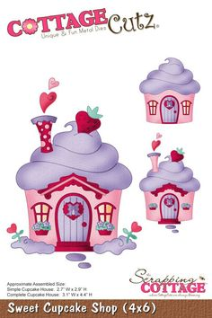Sweeet Designs By Cheryl: ♥♥♥Sweet Birthday Wishes♥♥♥ Cupcake Shops, Drawing For Kids, Art For Kids, Cupcake Pictures, Sweet Cupcakes, Cute Clipart, Paper Cupcake, Illustrations And Posters, Candyland