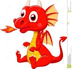 cute dragon clipart baby dragon royalty free vector design www rh pinterest com cute dragon clipart black and white cute baby dragon clipart