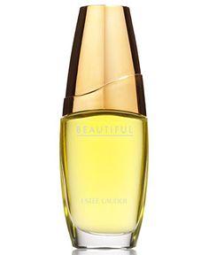 Estée Lauder Beautiful Eau de Parfum Spray, .5 oz - Estee Lauder Fragrance - Beauty - Macy's