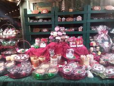 Come to Knott's Merry Farm for their yearly Christmas Craft Village. There are even days that you can get in for FREE. Click on picture for more details. http://ourtravelingblog.com/2015/11/16/merry-christmas-from-knotts-merry-farm/