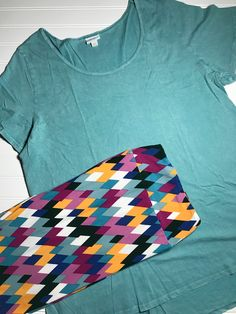 Solid 3XL Classic T $25 with TC2 leggings $25!