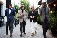 super cool guys own their style