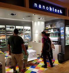 """15 mentions J'aime, 1 commentaires - Jennelle Johnson (@sablelexi) sur Instagram: """"Nanoblock store! #travel #tokyo #japan #tokyoskytree #skytree #nanoblock #nanoblocks"""""""