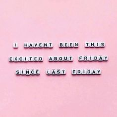 🤣 Hope everyone has a fab Friday and a lovely long weekend 💗🧁 Pink Quotes, Some Quotes, Quote Aesthetic, Pink Aesthetic, Weekend Quotes, Funny Weekend, Friday Weekend, Funny Friday, Long Weekend
