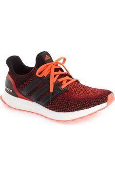 Free shipping and returns on adidas 'Ultra Boost' Running Shoe (Men) at Nordstrom.com. Dial up your performance with Ultra Boost, a premium adidas running shoe that sports a full-foot boost midsole for superior energy return and just-right, trampoline-like cushioning. Designed for a smooth heel strike-to-midfoot transition with the Dual TORSION® system and finished with the grippy-yet-flexible ZONEMOTION outsole, the Ultra Boost will make each mile a better one.