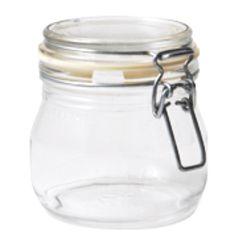 Arcoroc 密封保存瓶 500ml