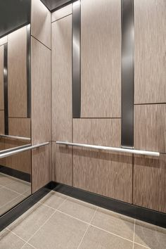Lift Design, Wall Design, Layout Design, Elevator Design, Elevator Lobby, Recessed Downlights, Lifted Cars, Waiting Area, Retail Interior