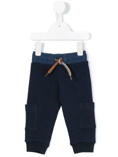 Shop Paul Smith Junior jogging trousers.