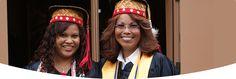 Woven Graduation Caps-Northwestern Indian College-Lummi Reservation, Washington