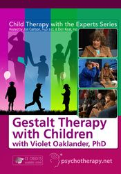 Oaklander Gestalt Therapy with Children Video