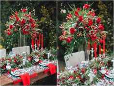 Все самое интересное об оформлении зимней свадьбы