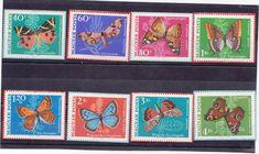 Sorozat:Pillangók (1969) Témák:Állatok | Lepkék | Rovarok Kiadás dátuma:1969-04-15 Méret:46 x 36 mm