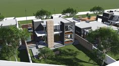 Earp Construction develops and sells properties in George on the Garden Route in South Africa. There are a range of design styles and sizes to suit your budget. Plan Design, Open Plan, Property For Sale, South Africa, Construction, Money, Mansions, Architecture, House Styles
