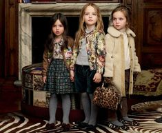 Dolce & Gabbana Bambino - Its a damn good thing I don't have a daughter...OMG.