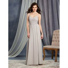 Alfred Angelo Bridesmaid Dress 7371L