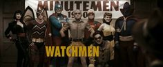 Watchmen (2009) Main Titles