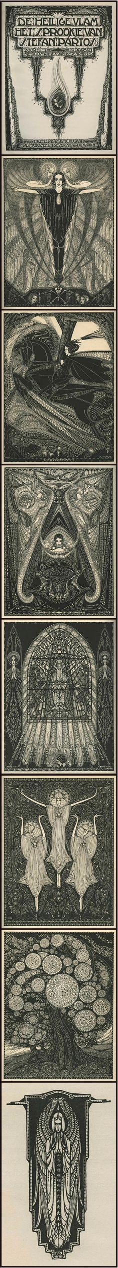 Jo Daemen -- The Sacred Flame: The Fairy-Tale of Stefan Pártos (1927)