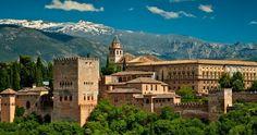 Alugar carro em Granada #viagem #barcelona #espanha