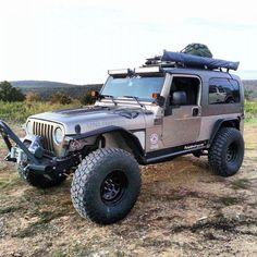 Jeep (not a JKU)