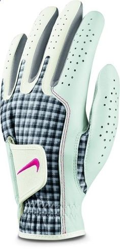Golf Gloves - NEW Nike Womens Tech Xtreme III Golf Glove - White/Pink - SELECT SIZE