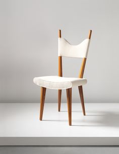 Jean Royère, 'Baltique' dining chair, 1950