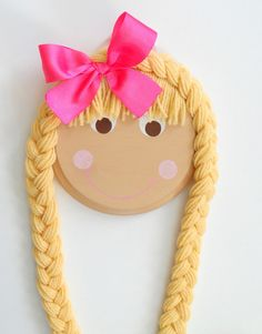 Hair bow holder?