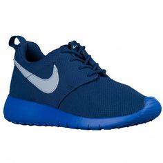 nike blue roshe,Nike Roshe One - Boys' Grade School - Running - Shoes - Coastal  Blue/Blue Grey/Hyper