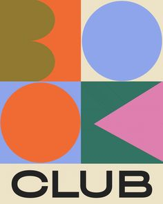 Look, Over Here! It's Our First Book Club Pick! - Man Repeller Web Design, Layout Design, Design Art, Print Design, Graphic Design Posters, Graphic Design Typography, Branding Design, Geometric Graphic Design, Event Branding