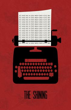 The Shining - Minimalist Poster 01 Art Print