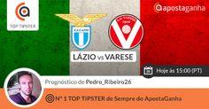 O nosso #1 Pedro_Ribeiro26, lança o seu prognóstico para o jogo desta tarde: Lazio x Varese, a contar para a Taça de Itália.  Concordas com o prognóstico do Pedro, ou achas que o Varese pode dificultar e talvez causar uma surpresa frente à Lázio? Faz a tua aposta!  http://www.apostaganha.pt/2014/12/02/lazio-vs-varese-taca-italia/  #apostas #apostasonline #futebol #desporto #italia #lazio