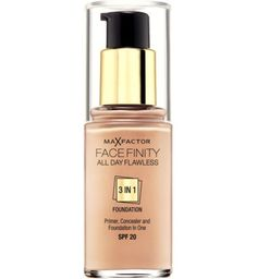 Max Factor Face Finity All Day Flawless 3 in 1 Foundation - Boots