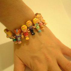Polly Pocket Bracelet