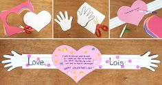 Check out this new blog post where you'll find step by step instructions to make this adorable Valentine's Day craft! #ValentinesDay #kidscrafts #heartday #fortheclassroom