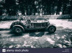 Download this stock image: GOLA DEL FURLO, ITALY - MAY 19: ALFA ROMEO 8C 2600 MULETTO 1932an old racing car in rally Mille Miglia 2017 the famous italian historical race (1927-1 - M2C6DP from Alamy's library of millions of high resolution stock photos, illustrations and vectors.