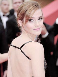 Simply Beautiful : Photo Emma Watson