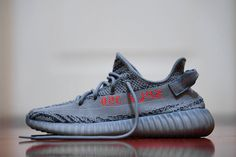 """Here's a Closer Look at the YEEZY BOOST 350 V2 """"Beluga 2.0"""""""
