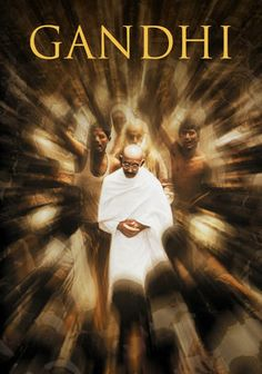 """Gandhi""  A masterpiece. Ben Kingsley shines."