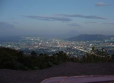 Vista de San Salvador al anochecer, El Salvador   Flickr - Photo Sharing!