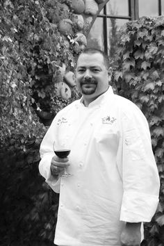 Eric May (Culinary Arts '00). Executive Chef, Blue Boar Inn, Midway, UT