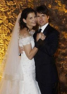 Tom jumped for joy on Oprah's couch before he wed his bride.